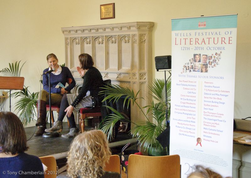 Picture 10 - 2012 Wells Festival of Literature