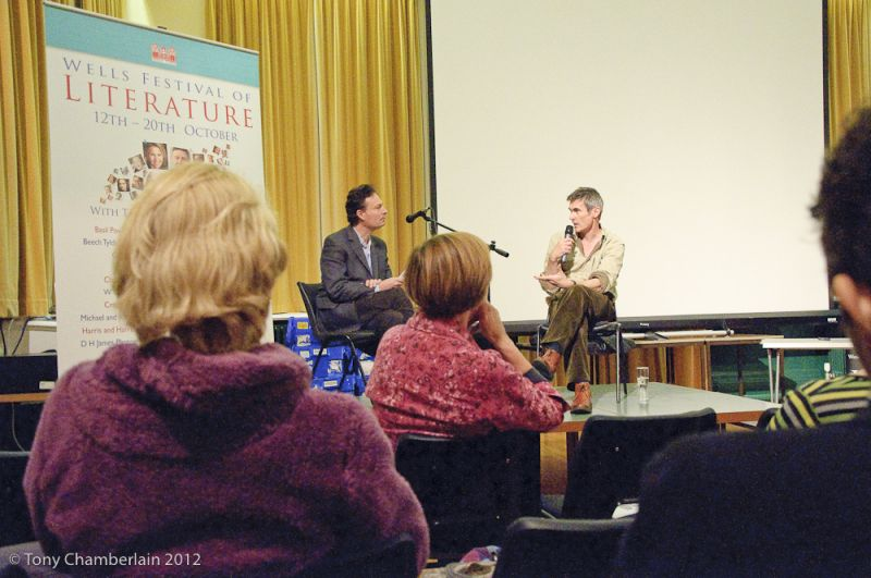 Picture 30 - 2012 Wells Festival of Literature