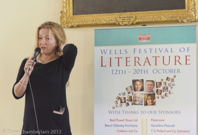 Picture 50 - 2012 Wells Festival of Literature