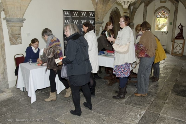 Picture 6 - 2012 Wells Festival of Literature