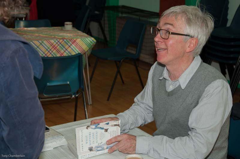 John Mullan - 2013 Wells Festival of Literature