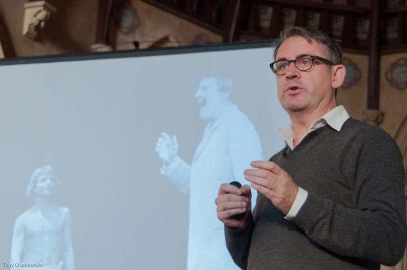 Paul Kildea - 2013 Wells Festival of Literature