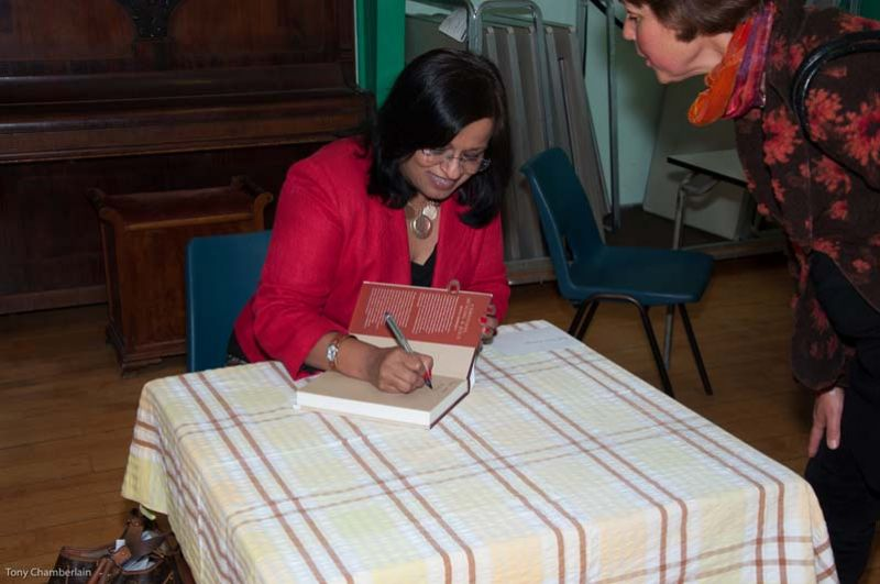 Mona Siddiqui - 2013 Wells Festival of Literature