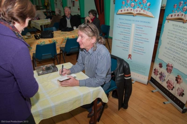 Nicholas Roe - 2013 Wells Festival of Literature