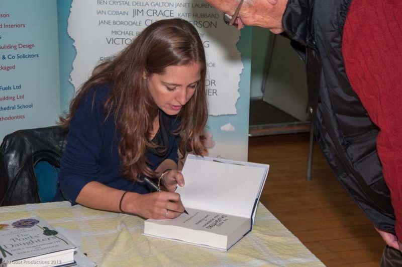 Katie Waldegrave - 2013 Wells Festival of Literature