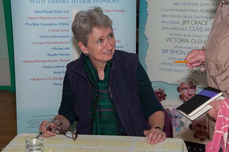 Lindsey Hilsum - 2013 Wells Festival of Literature
