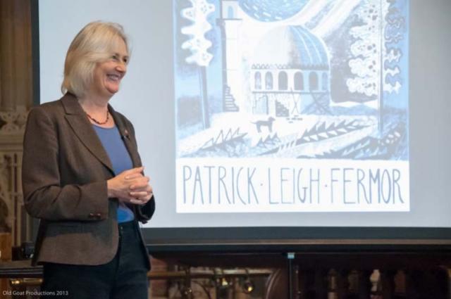 Artemis Cooper - 2013 Wells Festival of Literature