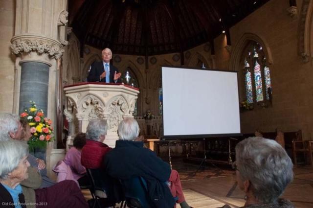 John Major - 2013 Wells Festival of Literature