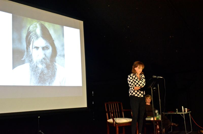 Frances Welch - 2014 Wells Festival of Literature