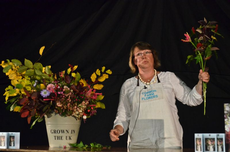 Georgie Newbery - 2014 Wells Festival of Literature