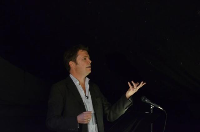 Jonathan Mayo - 2014 Wells Festival of Literature