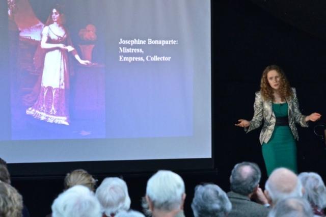 Kate Williams - 2014 Wells Festival of Literature