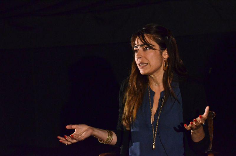 Ramita Navai - 2014 Wells Festival of Literature