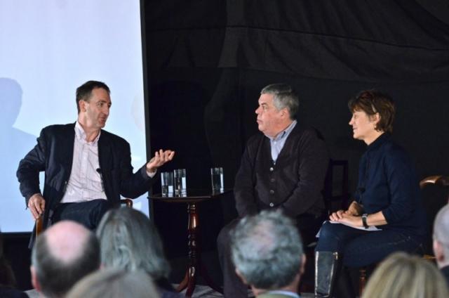 Simon Hopkinson - 2014 Wells Festival of Literature