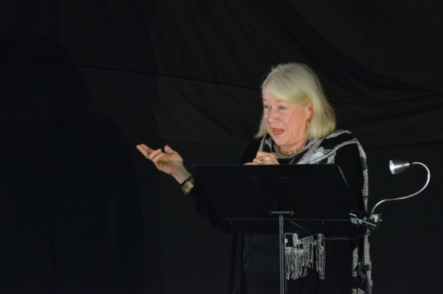 Brigid Keenan - 2014 Wells Festival of Literature