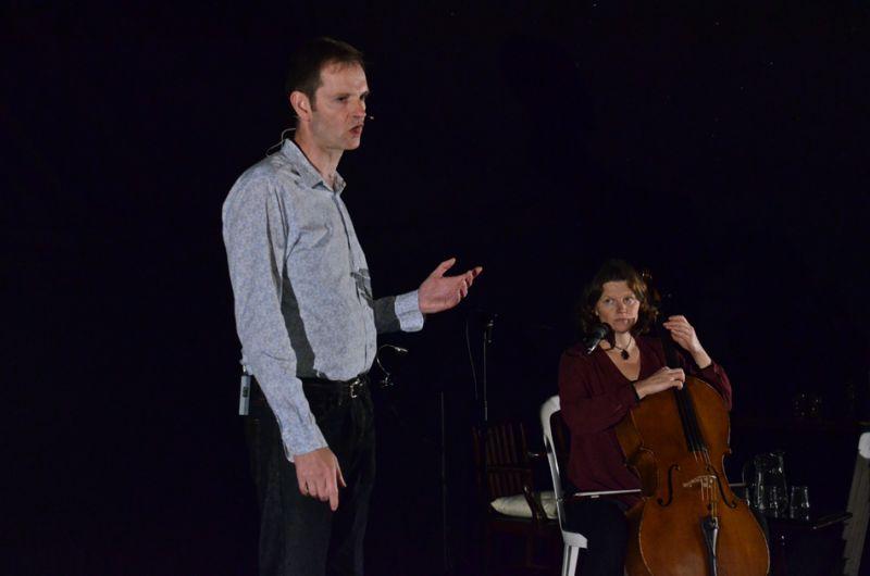 Daniel Morden and Sarah Moody - 2014 Wells Festival of Literature