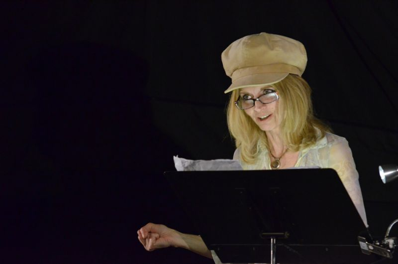 Kate Fox - 2014 Wells Festival of Literature