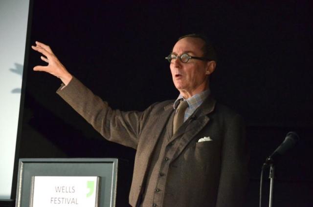 Picture 12 - 2015 Wells Festival of Literature