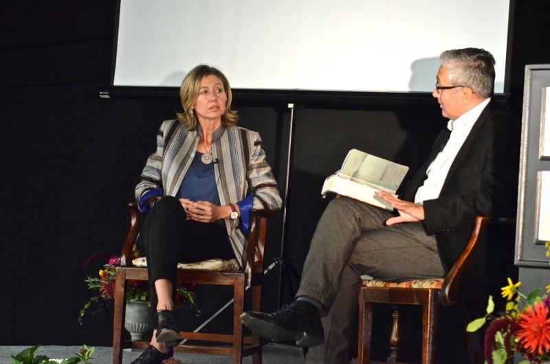 Picture 2 - 2015 Wells Festival of Literature