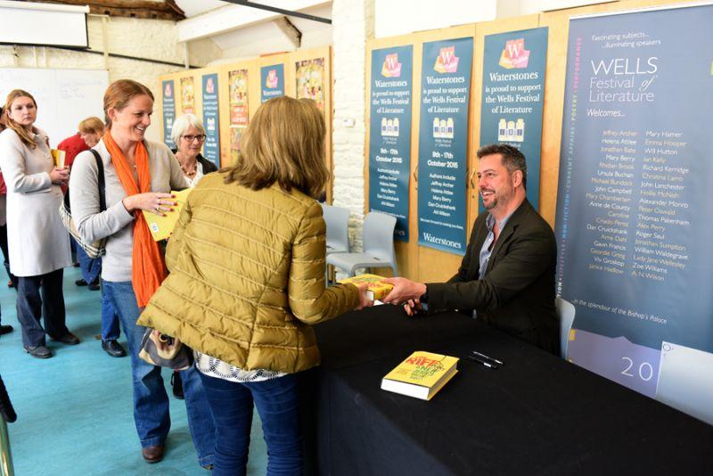 Picture 23 - 2015 Wells Festival of Literature