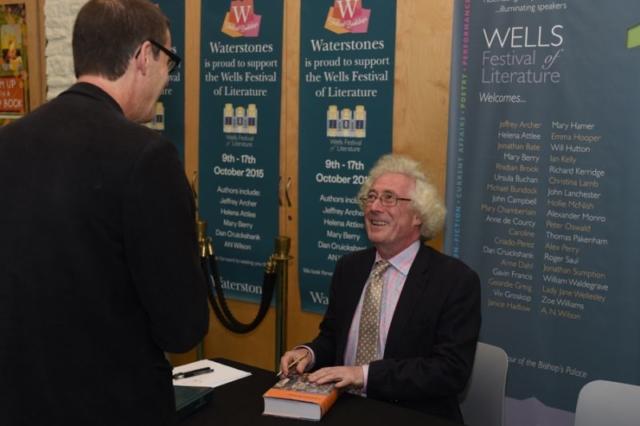 Picture 26 - 2015 Wells Festival of Literature