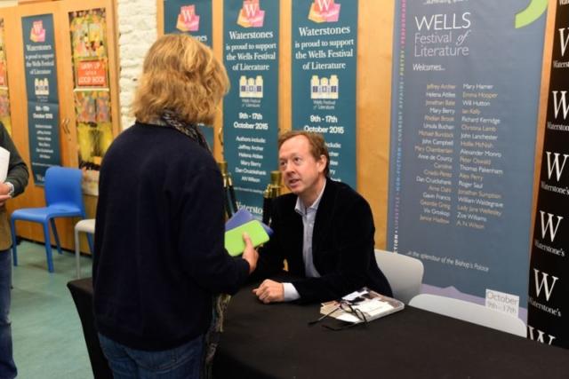 Picture 28 - 2015 Wells Festival of Literature
