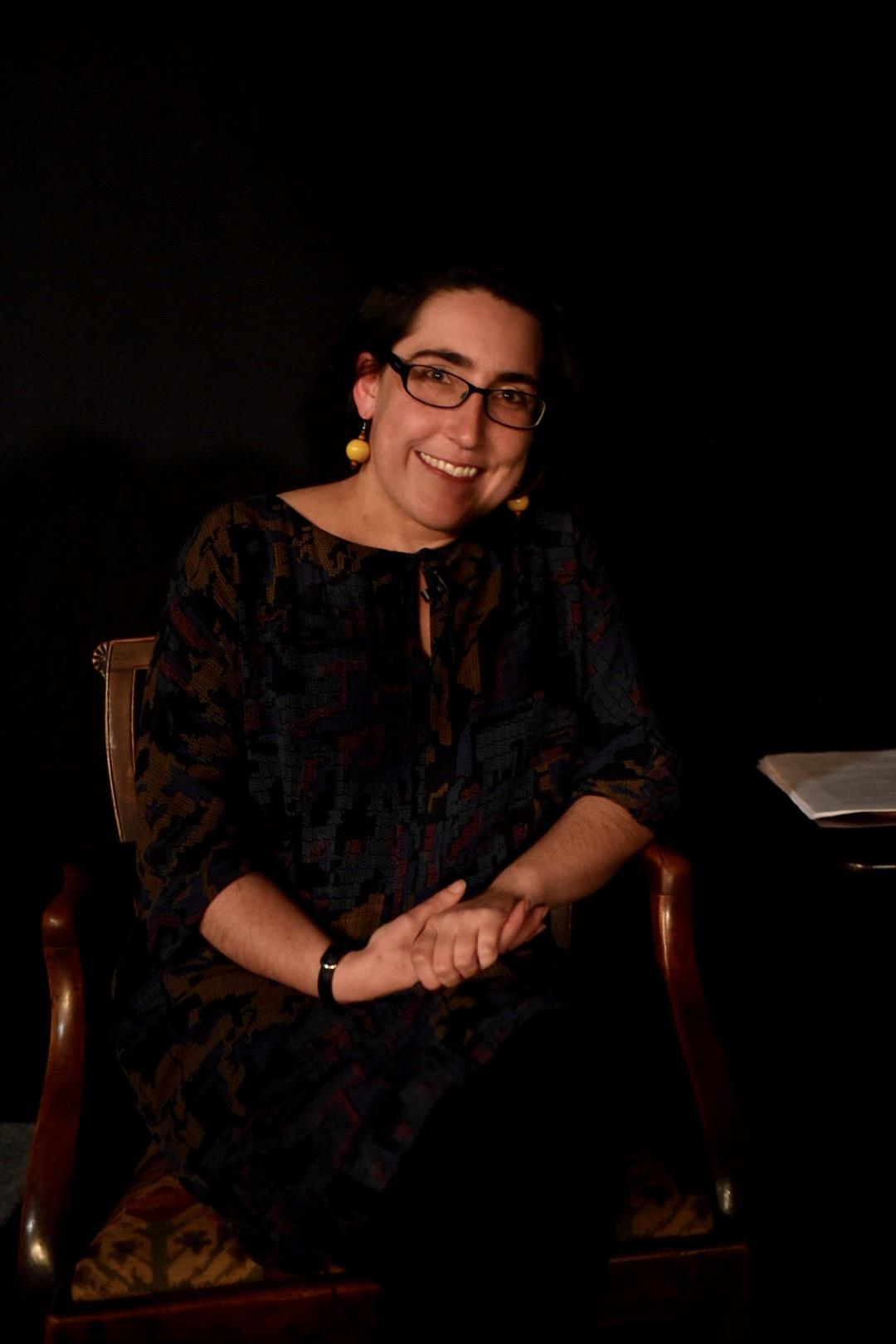 Alexandra Harris - 2016 Wells Festival of Literature