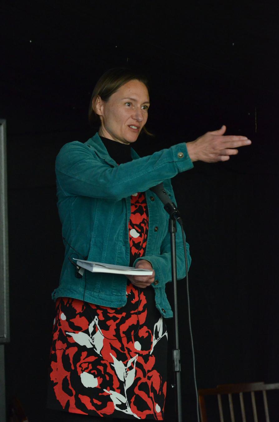 Alison Moore - 2016 Wells Festival of Literature