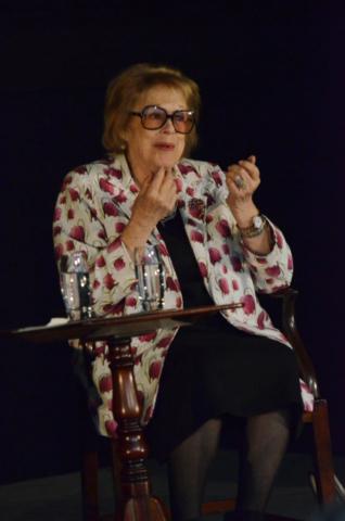 Antonia Fraser - 2016 Wells Festival of Literature
