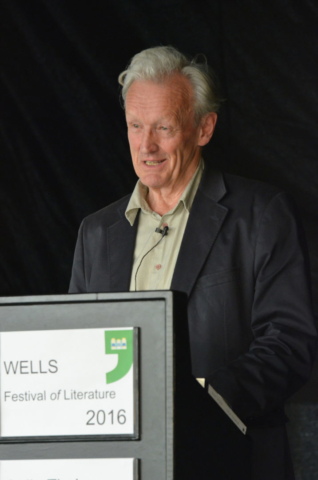 Colin Thubron - 2016 Wells Festival of Literature