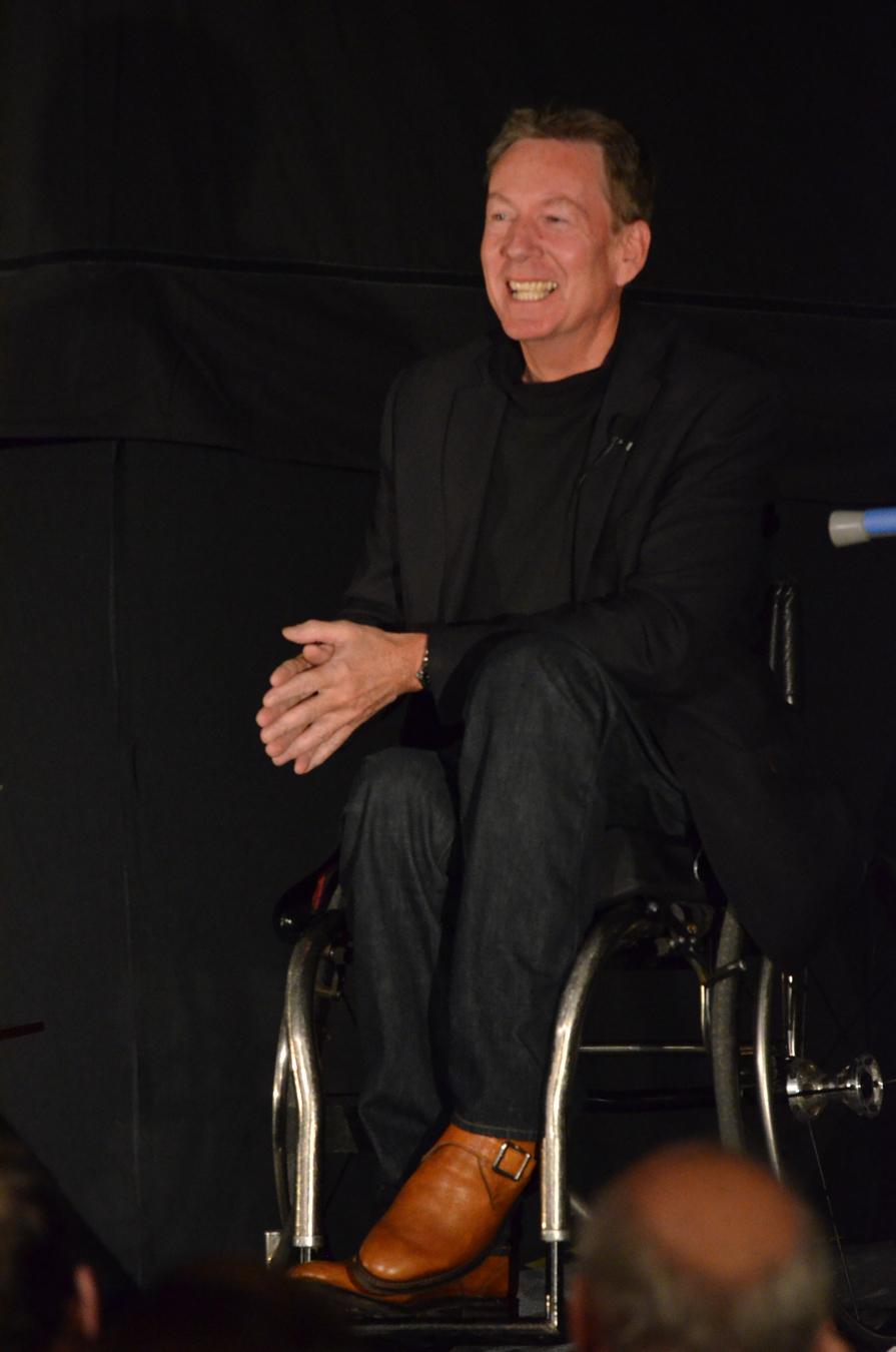 Frank Gardner - 2016 Wells Festival of Literature