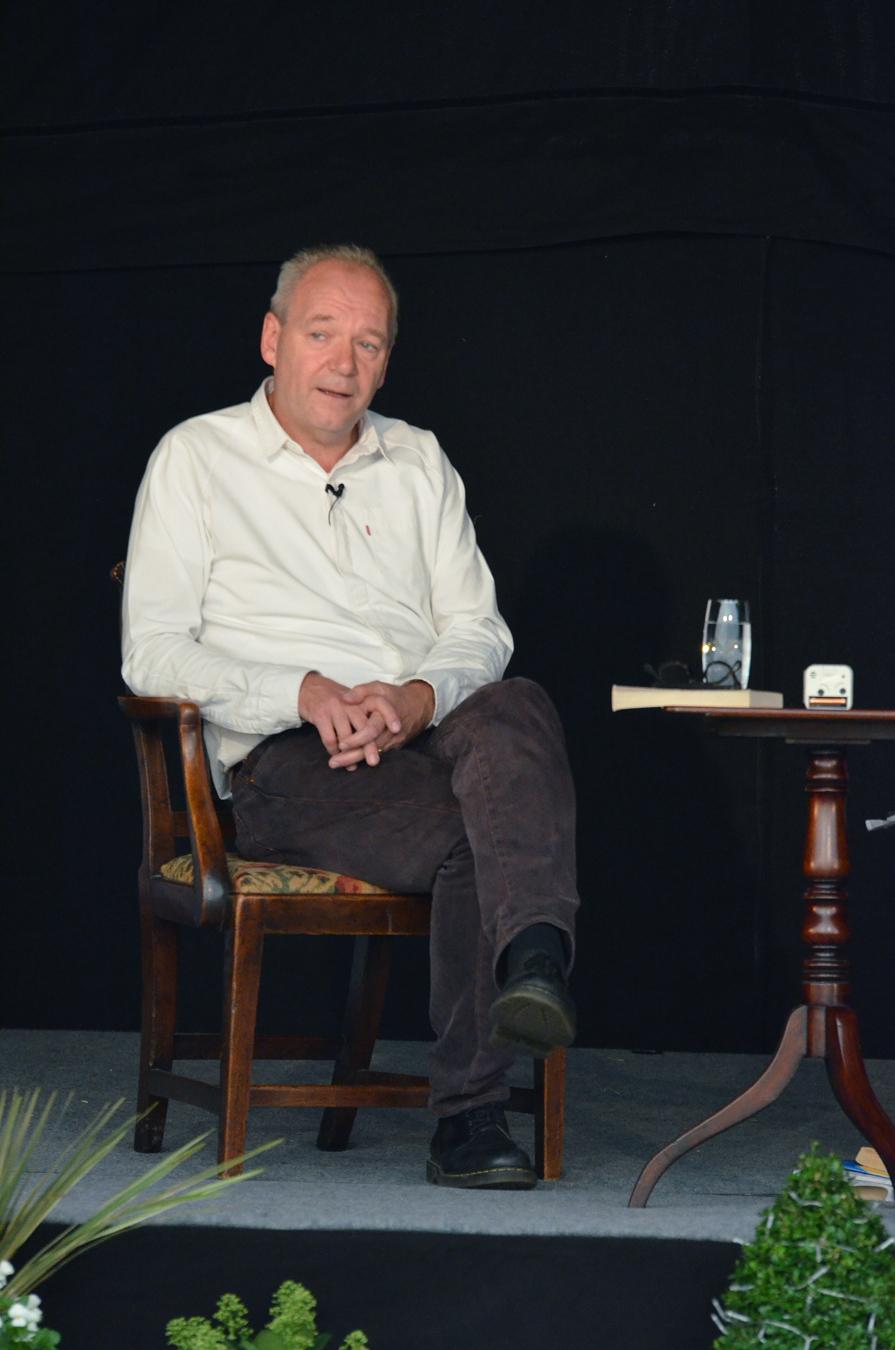 John O'Farrell - 2016 Wells Festival of Literature