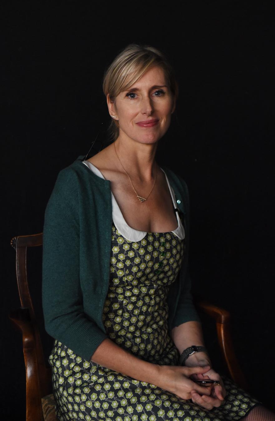 Lauren Child - 2016 Wells Festival of Literature
