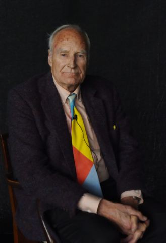 Peter Snow - 2016 Wells Festival of Literature