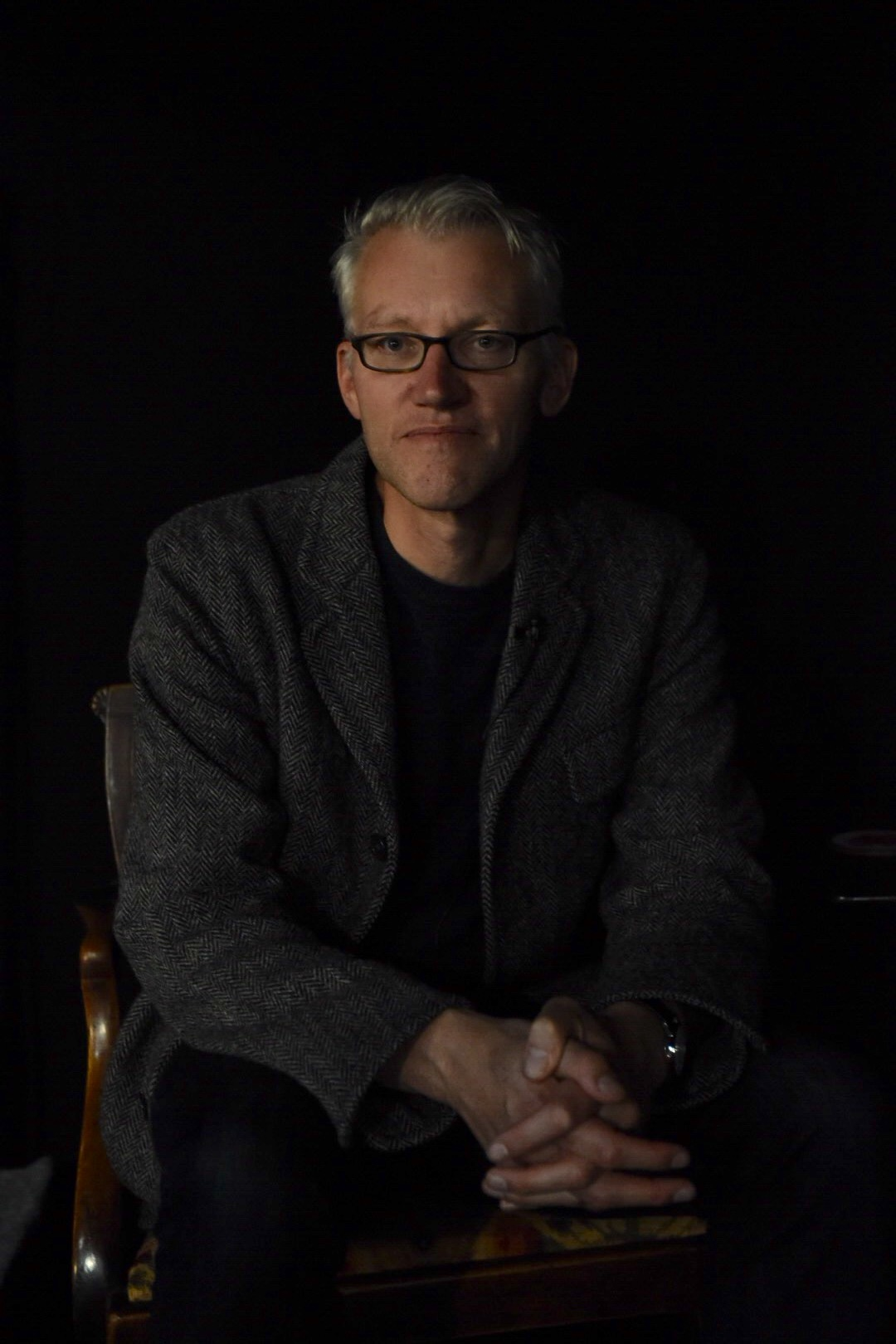 Tom Holland - 2016 Wells Festival of Literature