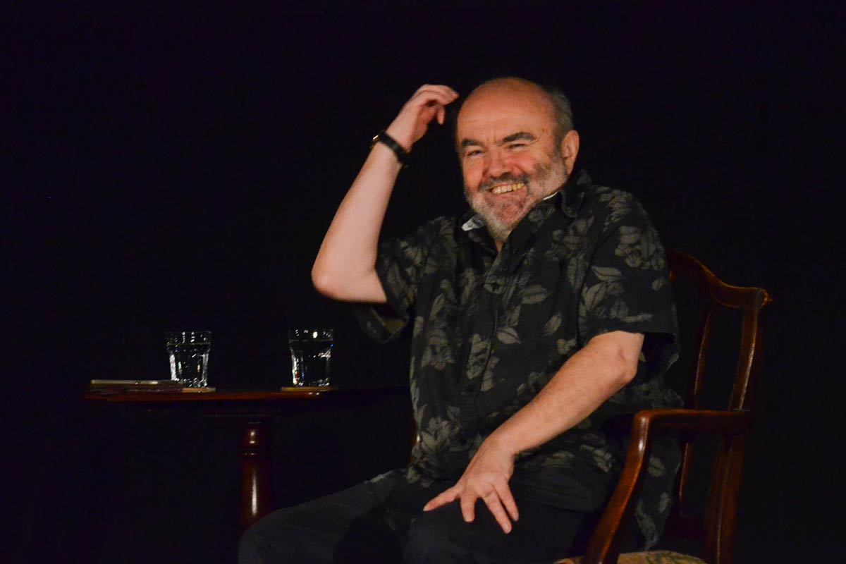 Andy Hamilton - 2017 Wells Festival of Literature