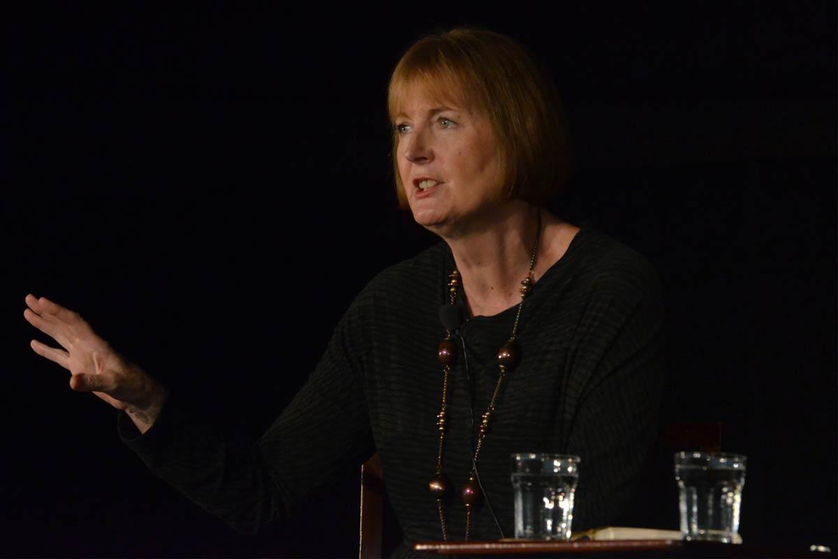 Harriet Harman - 2017 Wells Festival of Literature