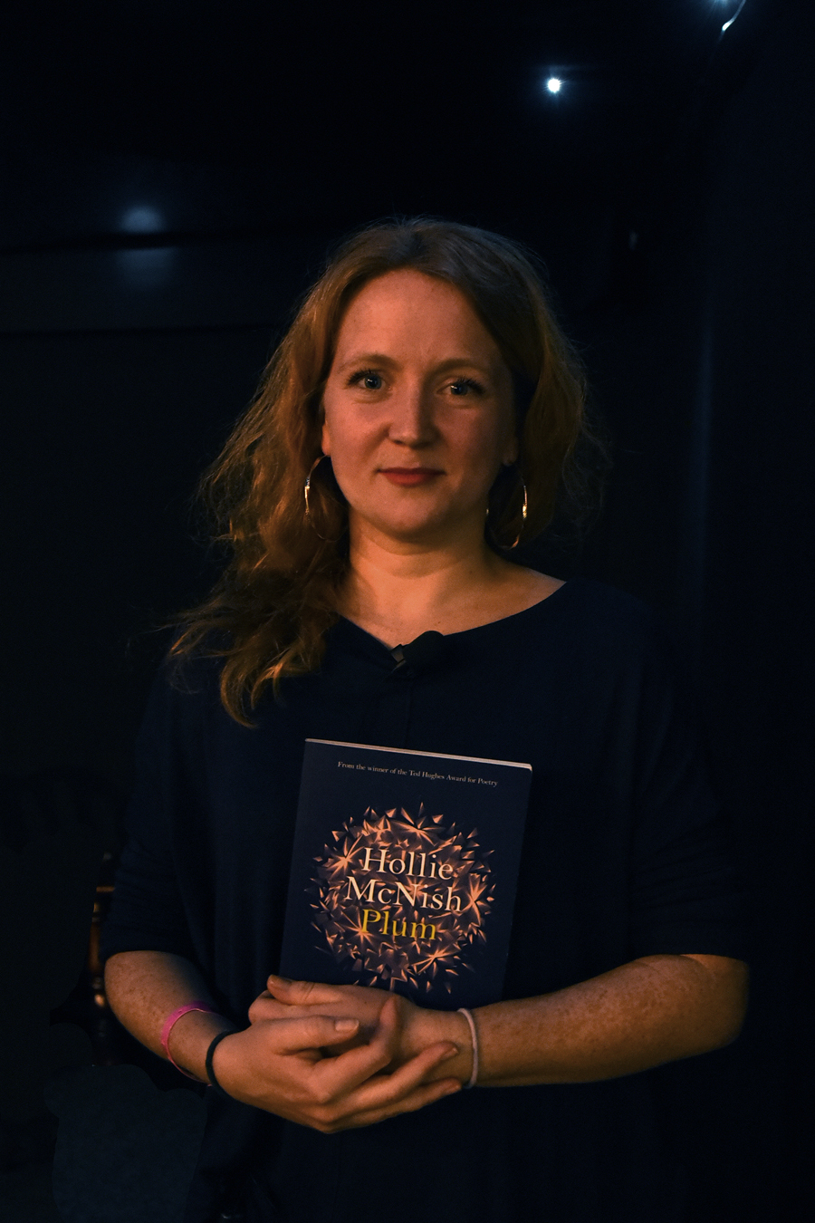 Holly McNish - 2017 Wells Festival of Literature