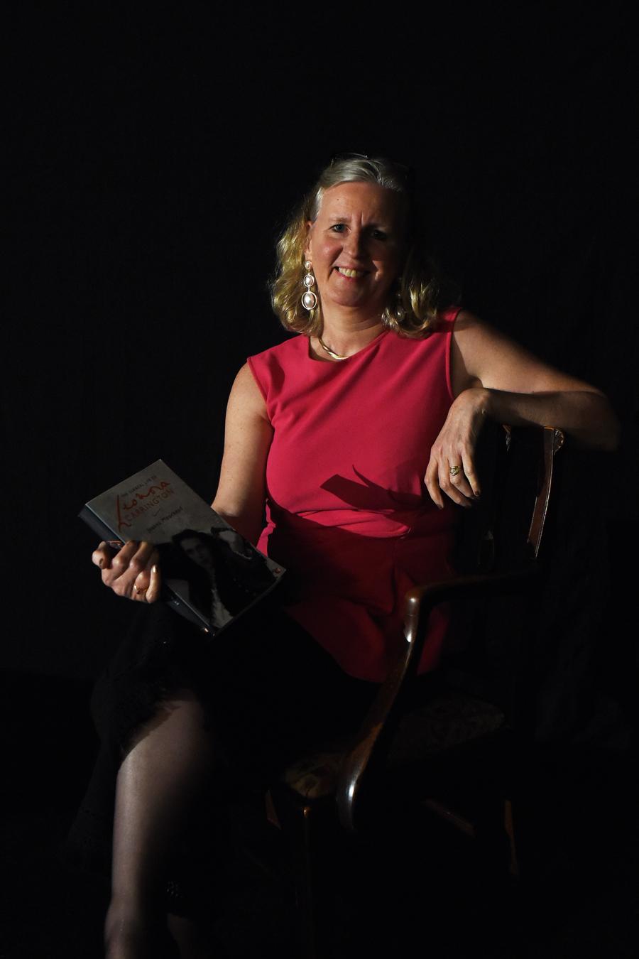Joanna Moorhead - 2017 Wells Festival of Literature