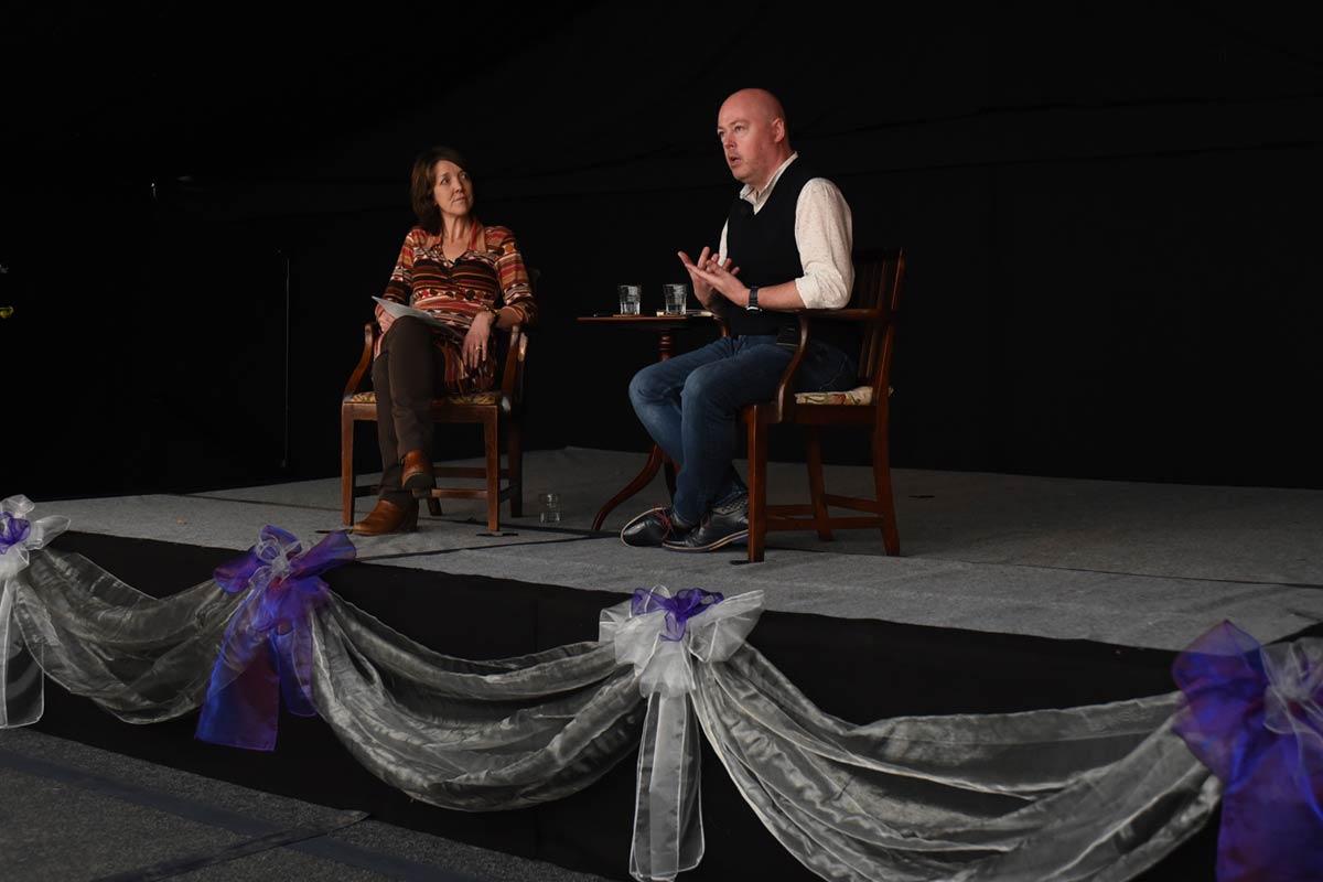 John Boyne - 2017 Wells Festival of Literature