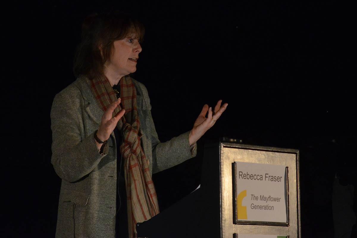 Rebecca Fraser