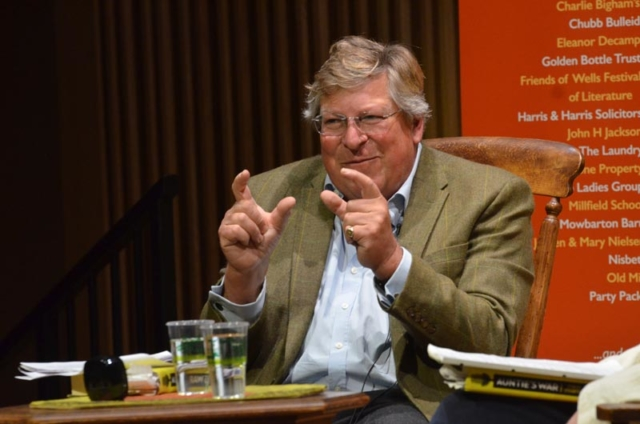 Edward Stourton - 2018 Wells Festival of Literature