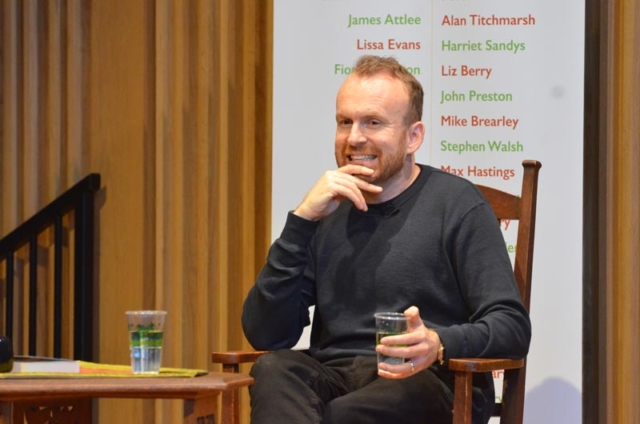 Matt Haig - 2018 Wells Festival of Literature