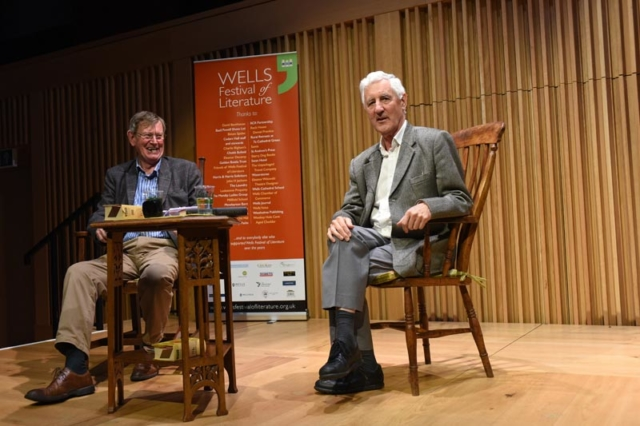 Mike Brearley - 2018 Wells Festival of Literature