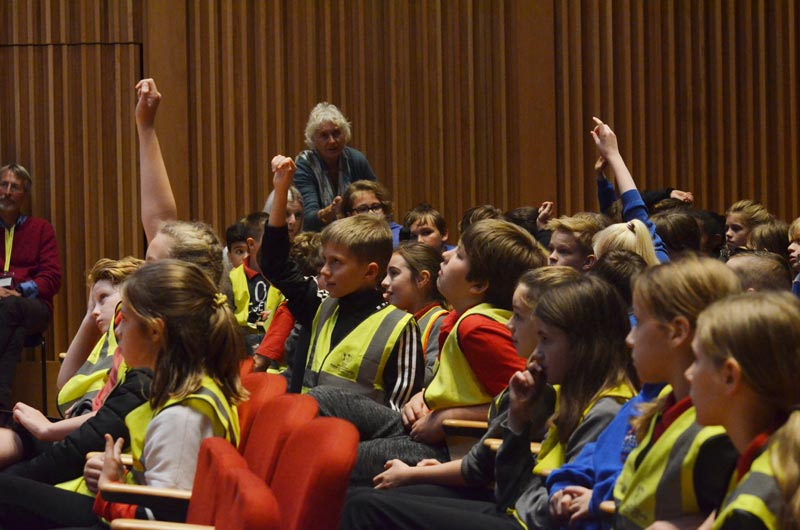 Schools Event - 2018 Wells Festival of Literature
