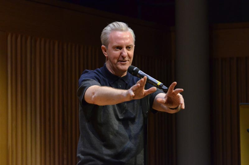 Tony Walsh - 2018 Wells Festival of Literature