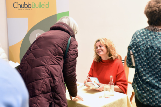 Book Signing - 2019 Wells Festival of Literature