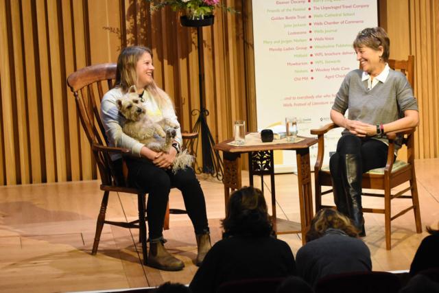 Felicity Cloake - 2019 Wells Festival of Literature