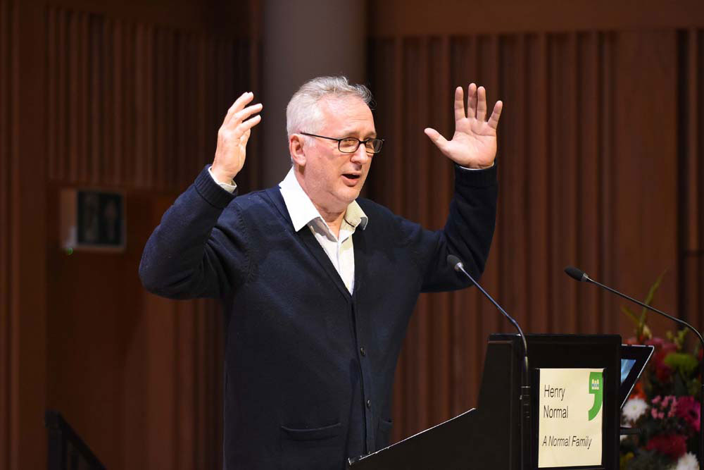 Henry Normal - 2019 Wells Festival of Literature