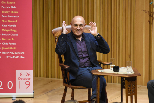 Jim Al-Khalili - 2019 Wells Festival of Literature